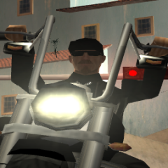 Cruked Cop